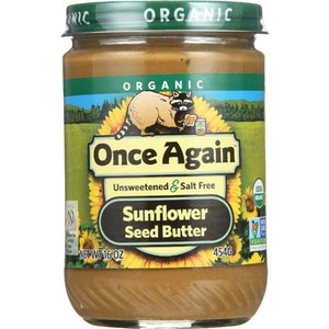 Once Again Sunflower Seed Butter
