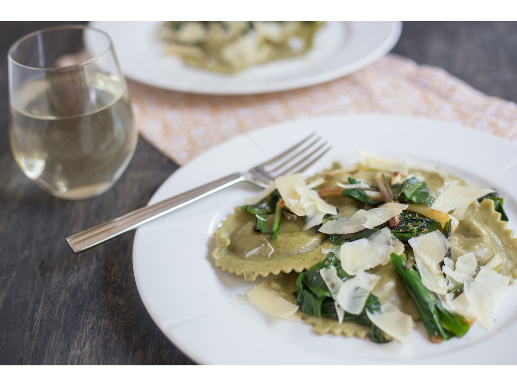 Alfresco Pasta Bacon Ravioli