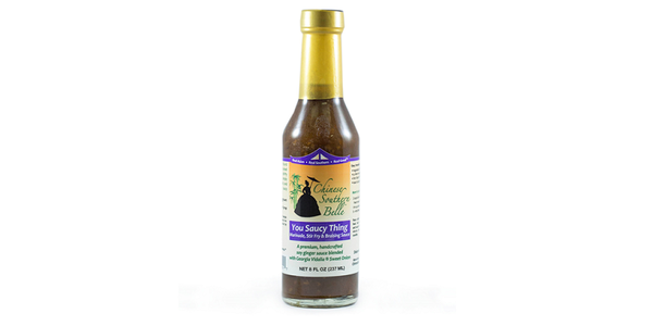 "Chinese Southern Belle ""You Saucy Thing"" Marinade & Sauce, 8 oz."
