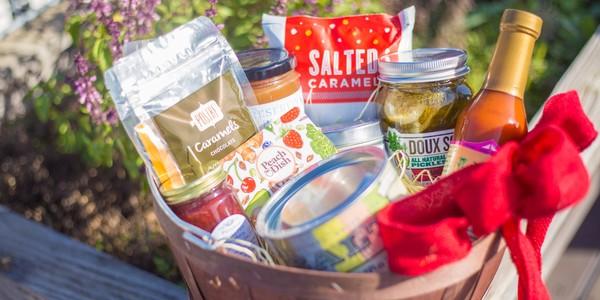 Southern Artisan Gift Basket