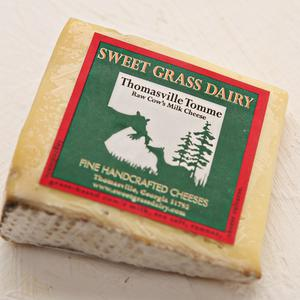 Thomasville Tomme cheese